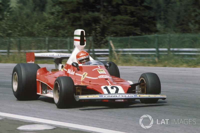 Mia mamma e Niki Lauda (di Giampaolo Cassitta)