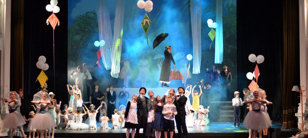 Sassari, il volto di Mary Poppins (di Cosimo Filigheddu)