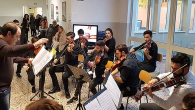 Photo of Open Play al Liceo Musicale e Coreutico Azuni