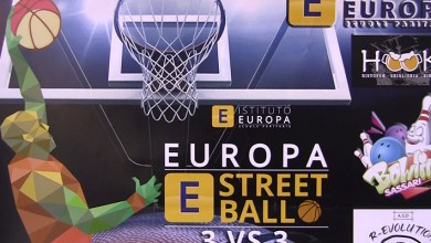 Photo of Concluso il torneo di basket Europa Street Ball