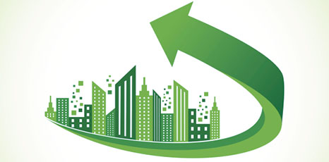 Illustrazione sul concetto di efficienza energetica, Sportello Energia