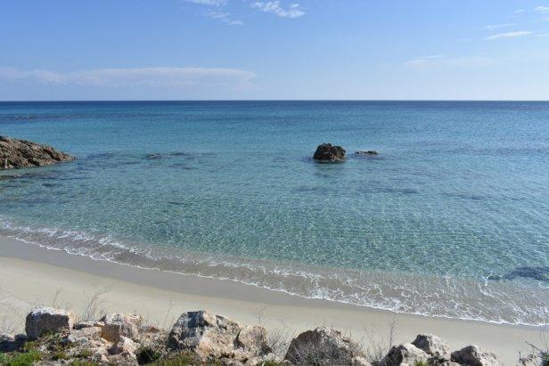 spiaggia santa giusta