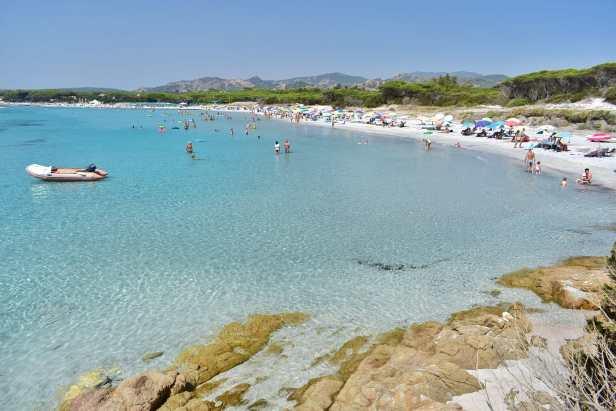 Spiaggia Sa Mattanosa
