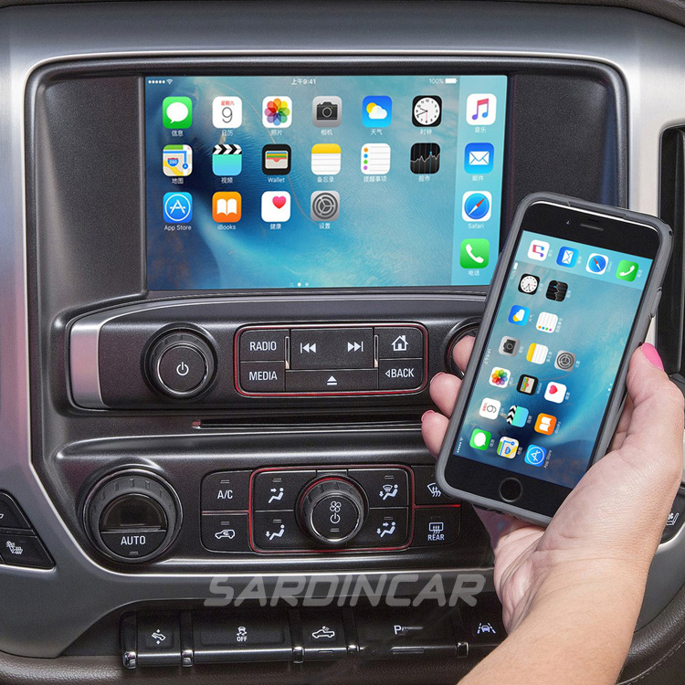 carplay android auto mirrolink interface add carplay android auto mirrolink functions to car. Black Bedroom Furniture Sets. Home Design Ideas