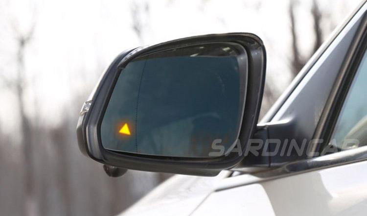 Blind Spot Detection BSM System for Mercedes Benz A B C E S GLA GLC
