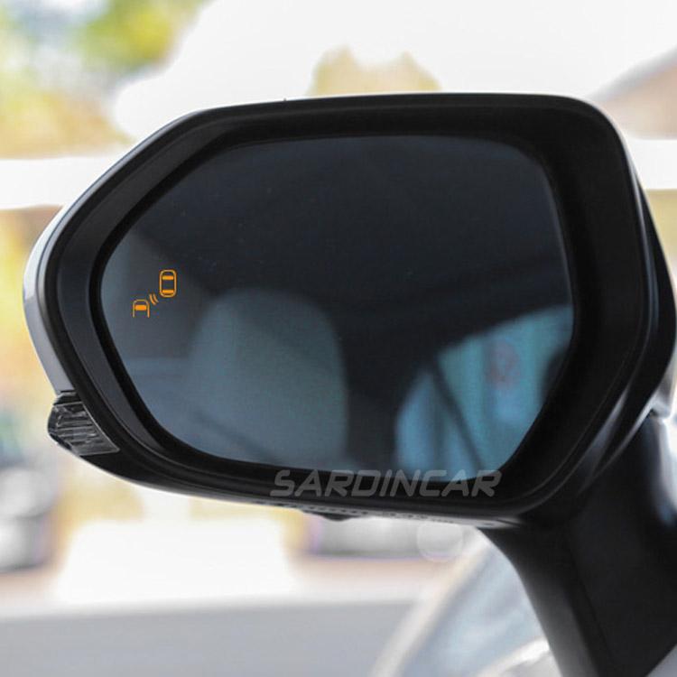 Blind Spot Detection BSM System for Audi A3 A4 A6 A6 Q3 Q5 Q7