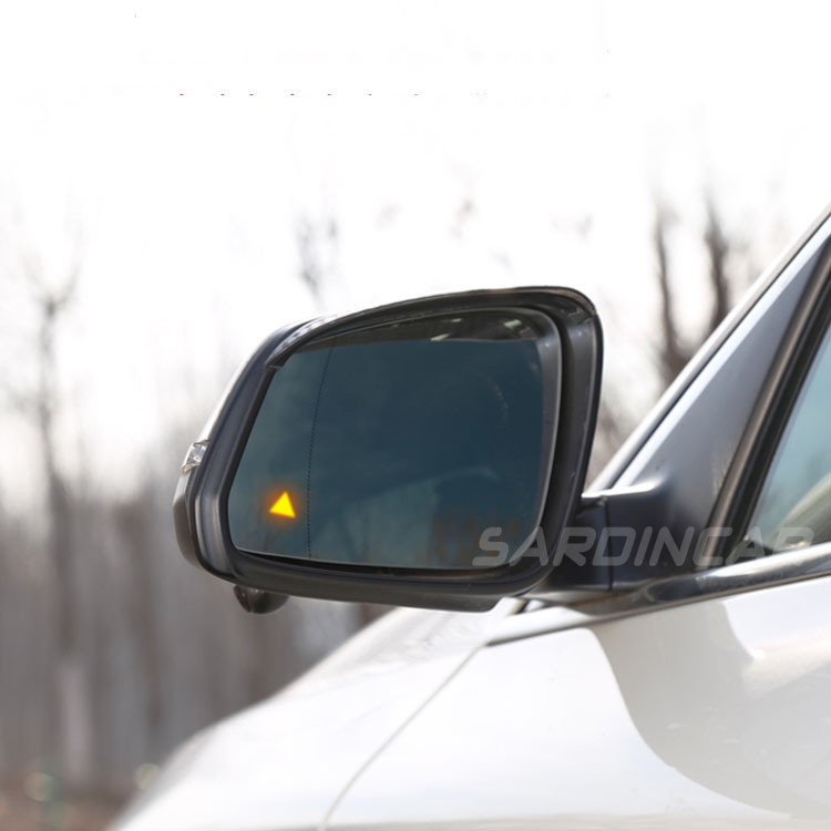 Blind Spot Detection Bsm System For Mercedes Benz A B C E S
