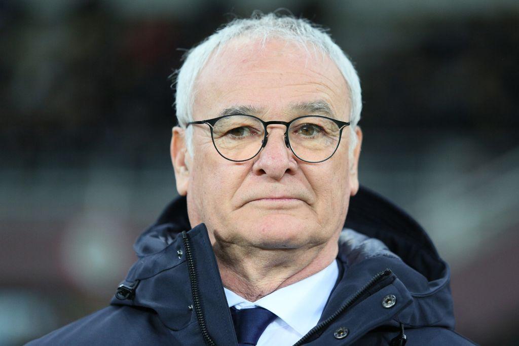 """Ranieri """"L'Italia come in guerra, il calcio aspettera'"""""""