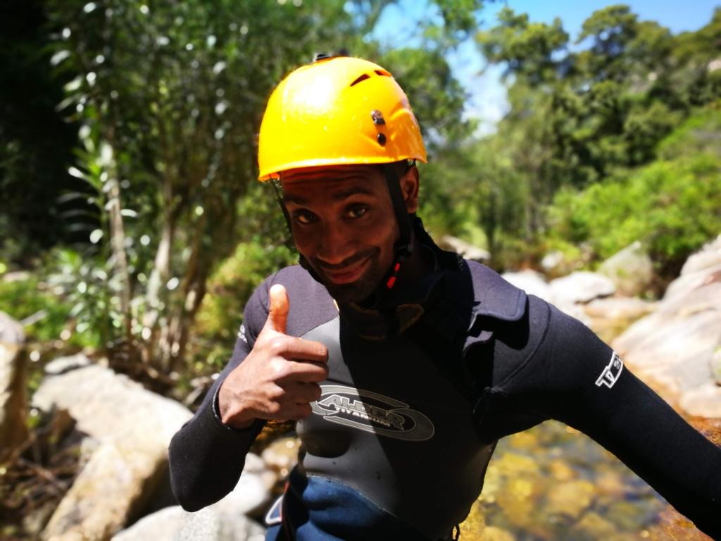 canyoning sardinia, sardinia canyoning experience, wild sardinia