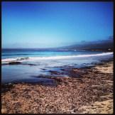 Strand bei Scab'e Sai, Blickrichtung S'Archittu