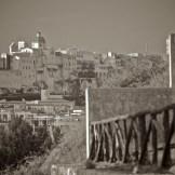Blick auf Castello-Viertel mit Kathedrale