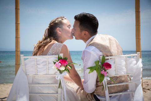 Unter der Woche heiraten ist günstiger