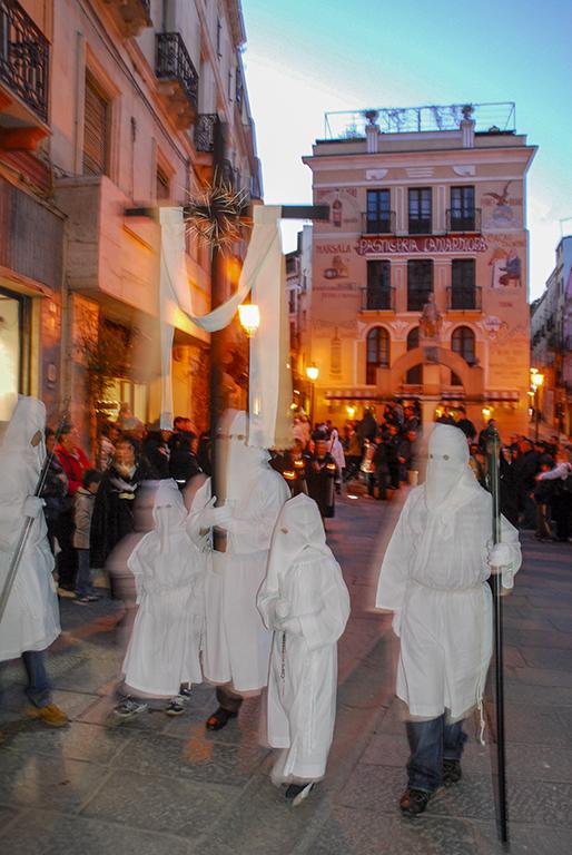Processione dei Misteri in Iglesias