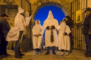 Stiller Montag in Castelsardo