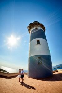 Faro sull'Isola dei Cavoli