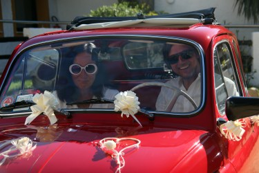 Slow-Strandtour im Fiat 500
