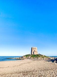 Spiaggia Torre di Barì in Bari Sardo