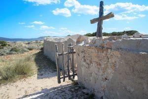 Friedhof auf Tavolara