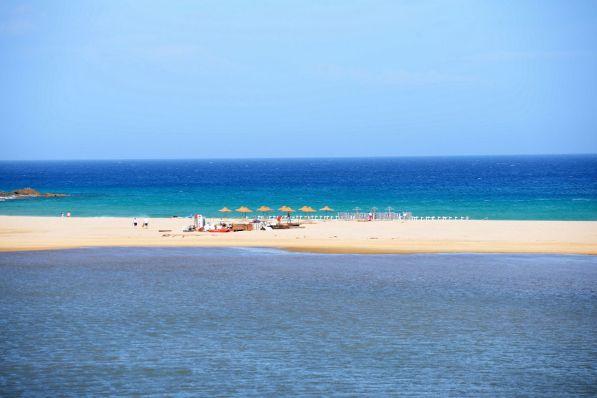 Spiaggia di Campana e Stagno de Su Sali