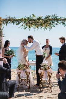 Am Strand heiraten