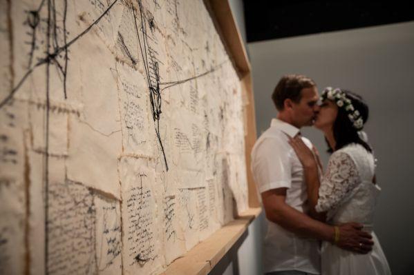 Standesamtliche Hochzeit im Bergdorf Ulassai