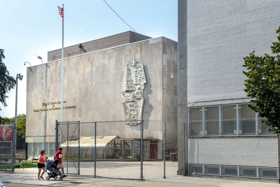 Costantino Nivola in New York
