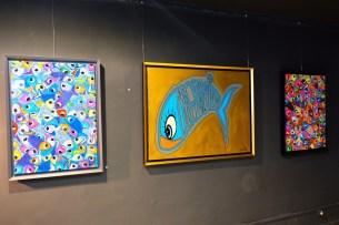 Expostion Galerie Vacquier-mai juin 2018
