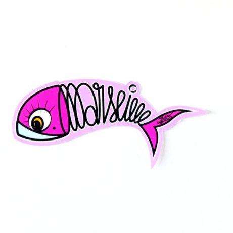 Stickers Sardine of Marseille
