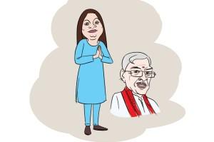 politics-in-india-anupriya-patel-and-sonelal-death-anniversary