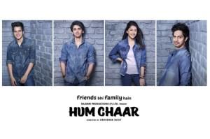 Hum Chaar Rajshri productions