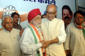 sartaj singh Denied BJP Ticket Joins Congress