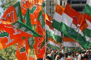 why congress can't attack bjp