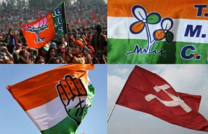 reason for the high tension politics in west bengal