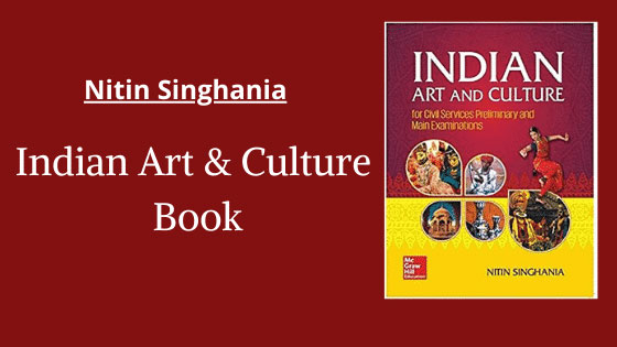 Nitin singhania art and culture Book