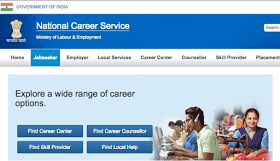 Photo of National Career Service-NCS Registration process Step By Steps,Government Job Portal