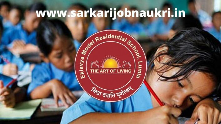 Ministry Of Tribal Affaires Recruitment 2021 For 3479 Teaching Post vacancies in the Eklavya Model Residential Schools