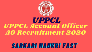 UPPCL Account Officer
