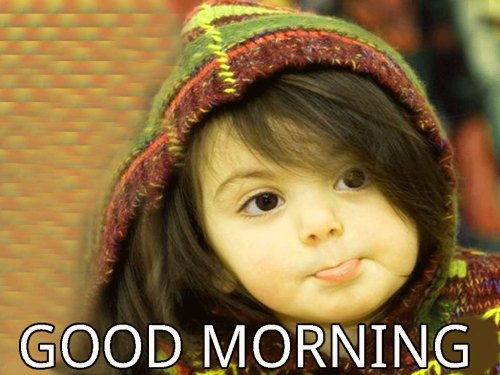 Good Morning Indian Cute Baby Girls Boys Images Pics Download 67