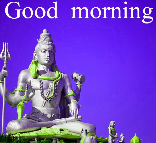 289 Lord Shiva Good Morning Wishes Images Wallpaper Photo Pics For