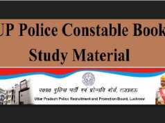 UP Police Constable Best Book 2018 in Hindi & English