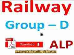 Railway Current Affairs Jan-Mar 2018 PDF Download