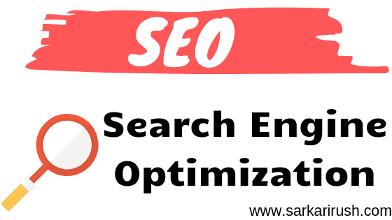 SEO Full Form and Its Types