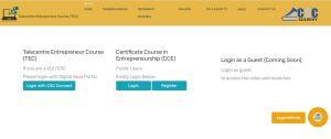 TEC Registration