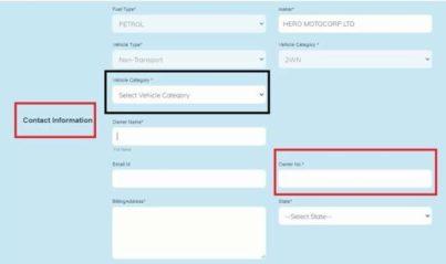 MYHSRP Online Apply