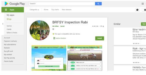 BRFSY App