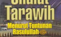 rakaat tarawih 8 20