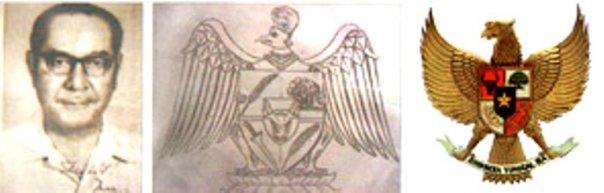 lambang garuda sejarah