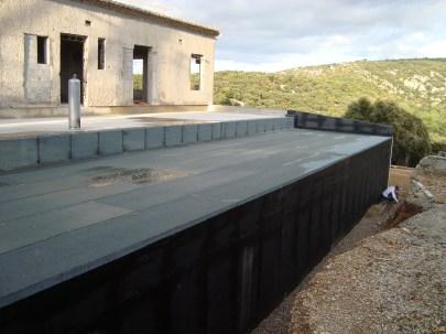 Etanchéité des toiture terrasses