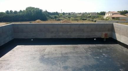 Etanchéité des toitures terrasses accessibles et inaccessibles