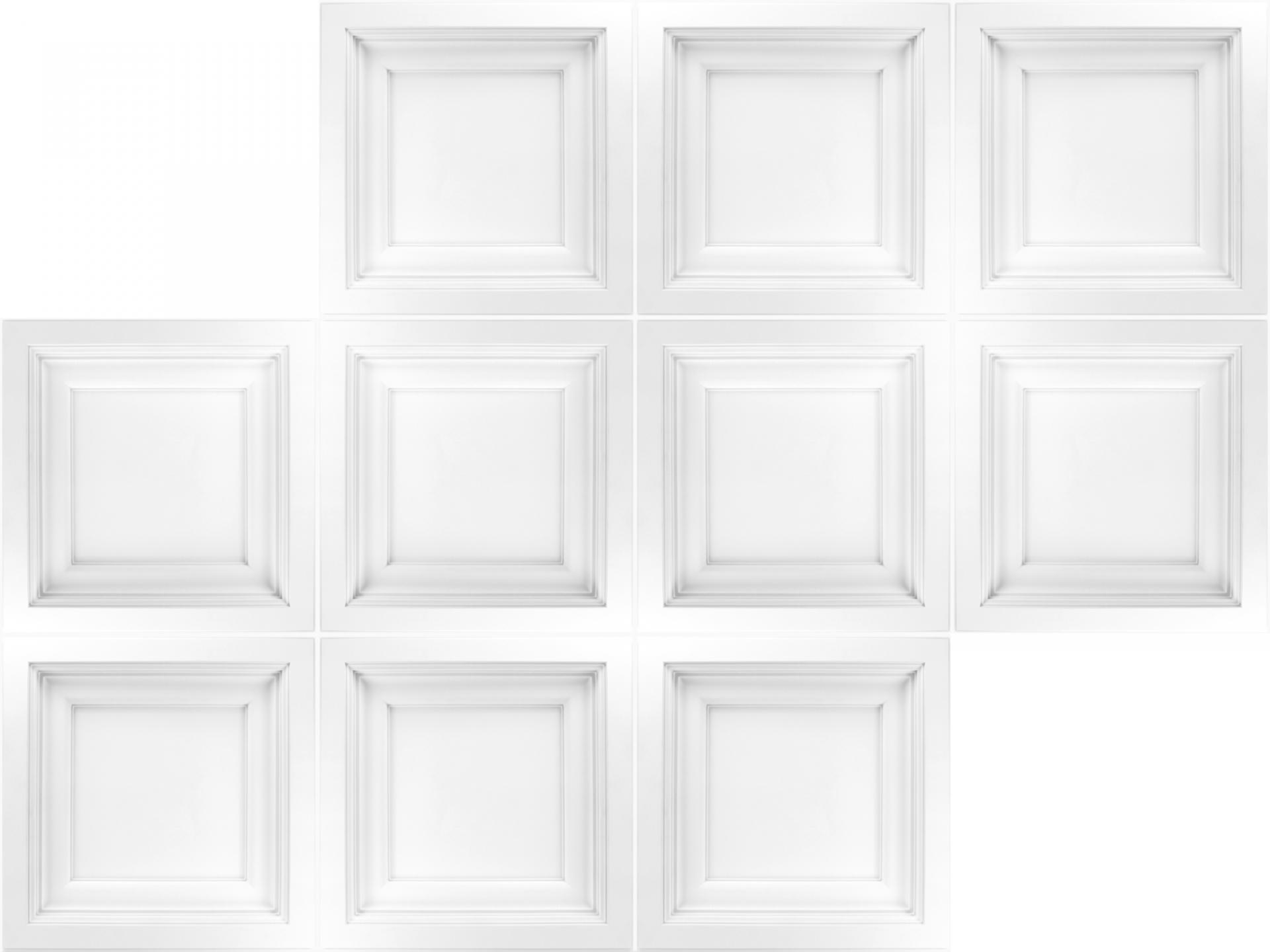 Dalle De Plafond Polyurethane
